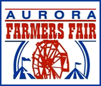 Aurora Farmers Fair Header Logo
