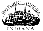 City of Aurora, Indiana Logo