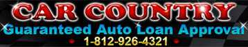 Car Country Auto Dealership Logo