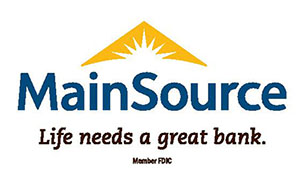 MainSource Bank logo.